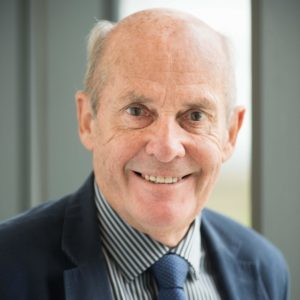 Professor Sir William Wakeham, Chair of the Exeter Science Park Board